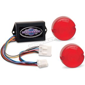 Badlands Plug-In Illuminator with Red Lenses - ILL-03-RL-B