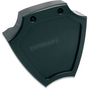 Pro-One Smooth Black Anodized Coil Cover  - 204570B