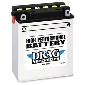 Drag Specialties 12-Volt Battery - 2113-0007