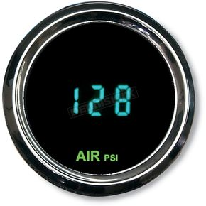Dakota Digital Round 2 1/16 in. Air Pressure Gauge - HLY-3191