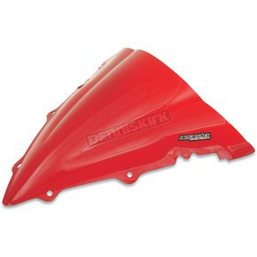 Hot Bodies Racing Grandprix Red Windscreen - H076RR-WGP-RED