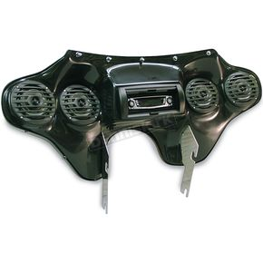 Hoppe Industries Quadzilla Fairing with Stereo Receiver - HDFRK
