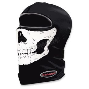 Schampa Skull Full Face Mask - BLCLV008