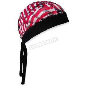 Schampa American Flag Stretch Headwrap - BNDNA003-24