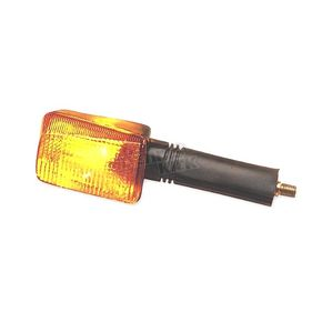 K & S Rear Left/Right Turn Signal Assembly W/Amber Lens - 25-3086