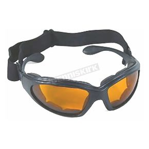 Bobster GXR Sunglasses/Goggles with Amber Lens - GXR001A