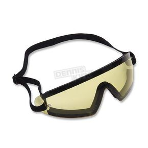 Bobster Wrap Goggles w/Yellow Lens - BW201Y