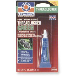 Permatex Loctite 290 Green Threadlocker - 29000