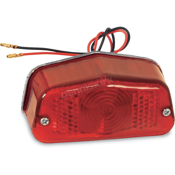 Emgo Lucas Style Taillight - 62-21500