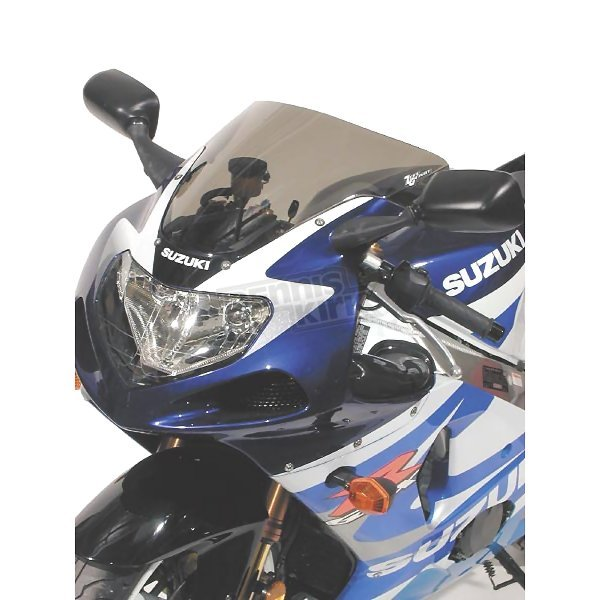 Zero Gravity Smoke SR Series Windscreen - 20-106-02