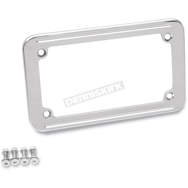 Drag Specialties License Plate Frame - 2030-0214