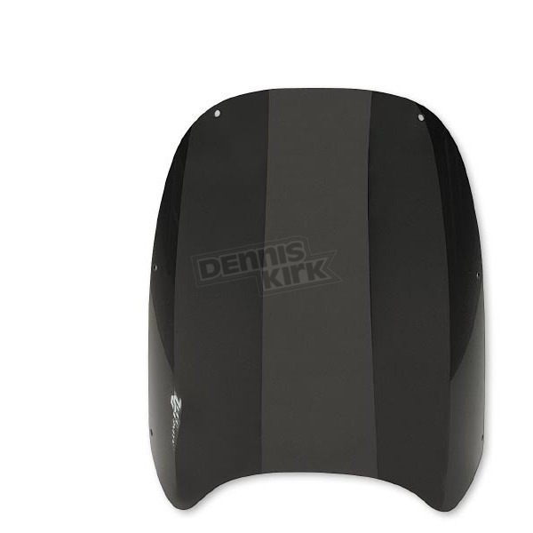 Zero Gravity Dark Smoke SR Series Windscreen - 20-454-19