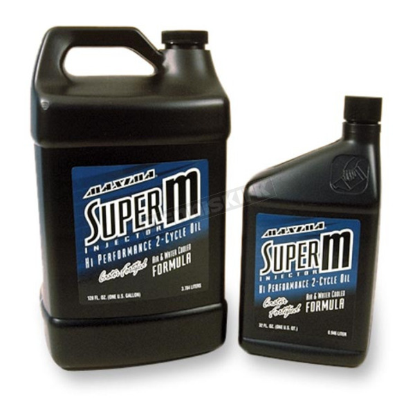 Maxima Super M Injector Oil - 28901