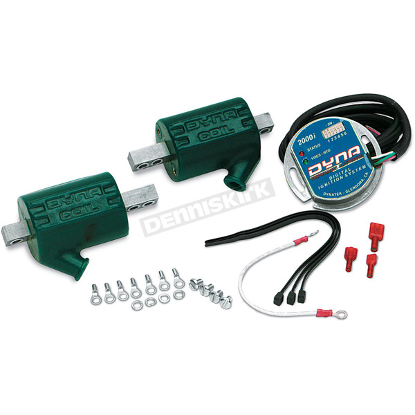 Dynatek 2000I Single-Plug/Single-Fire Electronic Ignition Kit - D2KI-2P