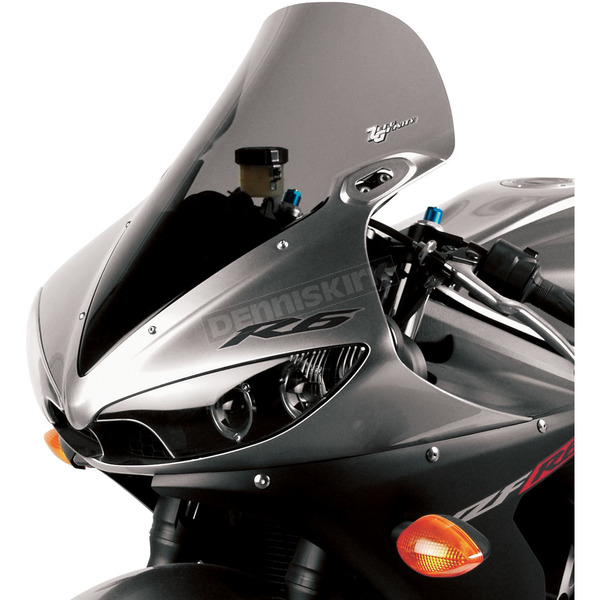 Zero Gravity Sport Touring Smoke Windscreen - 23-578-02