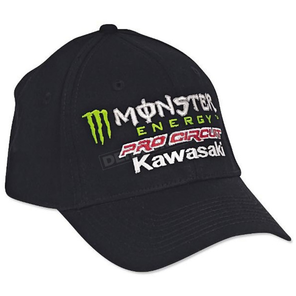 Pro Circuit Team Monster Hat - PC5029-0230