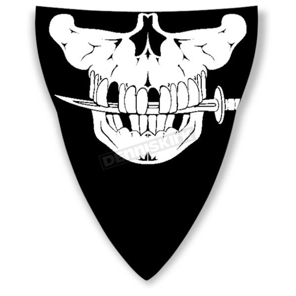 Schampa Pirate 1/2 Face Mask - VNG008D