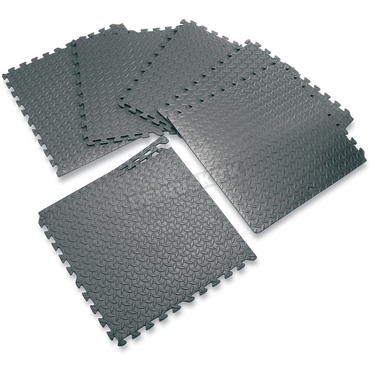 Pro Armor Anti-Fatigue Floor Mats - W88989 Harley Motorcycle Goldwing ...