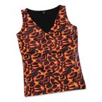 Womens Red Hot Tank - 2066M