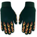 Flamed Mechanics Gloves - GVM2004XXL