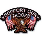 4 in. Support Our Troops - PPA2022