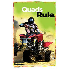 Xtreme Quads Rule T-Shirt - 12024