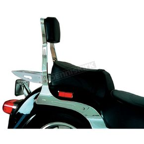 Jardine Tall Billet Backrest w/Standard Pad - 32-0001-01