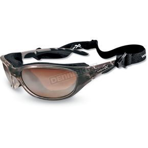 WileyX Airrage Sunglasses w/Bronze Flash Lens - 695