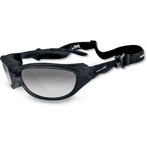 Wiley X Airrage Sunglasses w/Light Adjusting Lens - 696