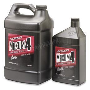 Maxima Maxum-4 Extra 100% Ester-Based Synthetic Oil - 169128