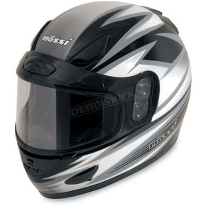 Mossi Full Face Snow Helmet - 26680SS