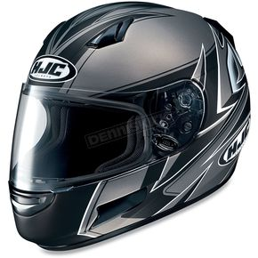 HJC CL-SP Raven MC-5F Helmet - 362-851