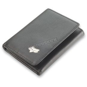Fox Leather Tri-Fold Wallet - 59016-001-NS