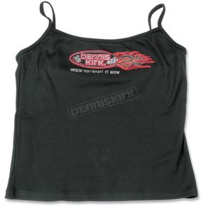 Dennis Kirk Inc. Womens Nail Tank With Shelf Bra - 3404501L