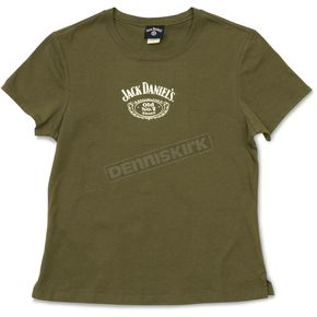 Jack Daniels Label Graphic T-Shirt - JDSW16W