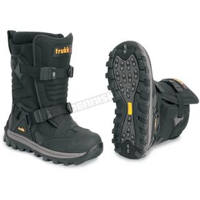 Trukke Powersport III Black Boots - 34200129