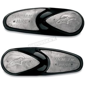 Alpinestars Magnesium Toe Sliders - 25SLI4