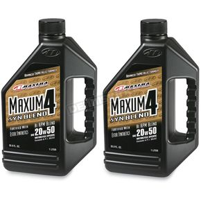 Maxima Maxum4 Synthetic Blend 10W40 - 349128B