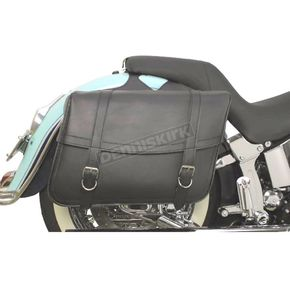 Jumbo Highwayman Slant-Style Saddlebags - X021-02-042