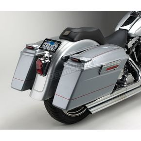 Cycle Visions Chrome Bagger Tail Mounting System - CV-7205