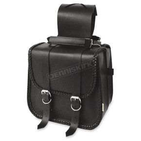 Willie & Max Adjustable Braided Saddlebags - SB23005