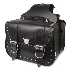 Willie & Max Studded Touring Saddlebags - SB34005