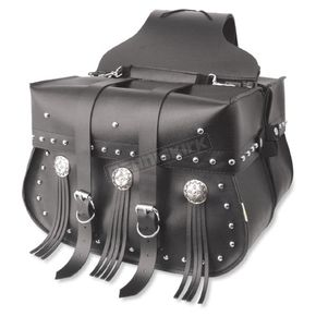 Willie & Max American Classic Studded Saddlebags - SB38005