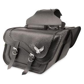 Willie & Max Super Black Magic Saddlebags - SB73605