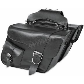 Willie & Max Ranger Super Standard Slant Saddlebags - SB750