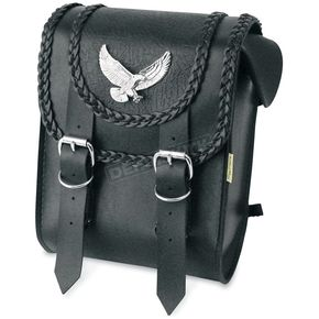 Willie & Max Black Magic Sissy Bar Bag - SBB41105