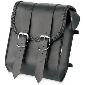 Willie & Max Braided Sissy Bar Bag - SBB48105