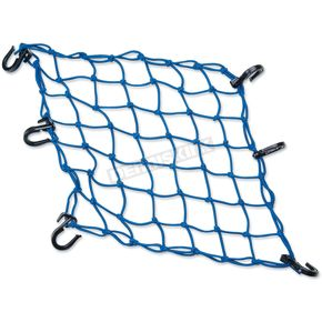 Powertye Adjustable Blue Cargo Net - 50153