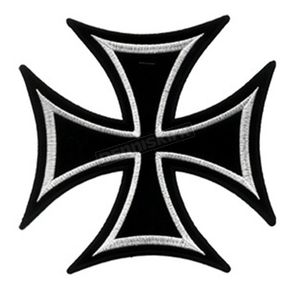 Hot Leathers Iron Cross Patch - PPA1392