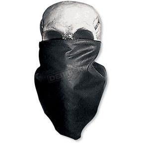 Hot Leathers Plain Leather Bandana - NWL1002